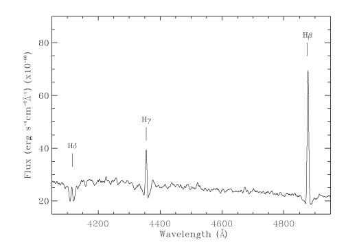 Emission Lines of Stars Emission Line Strengths